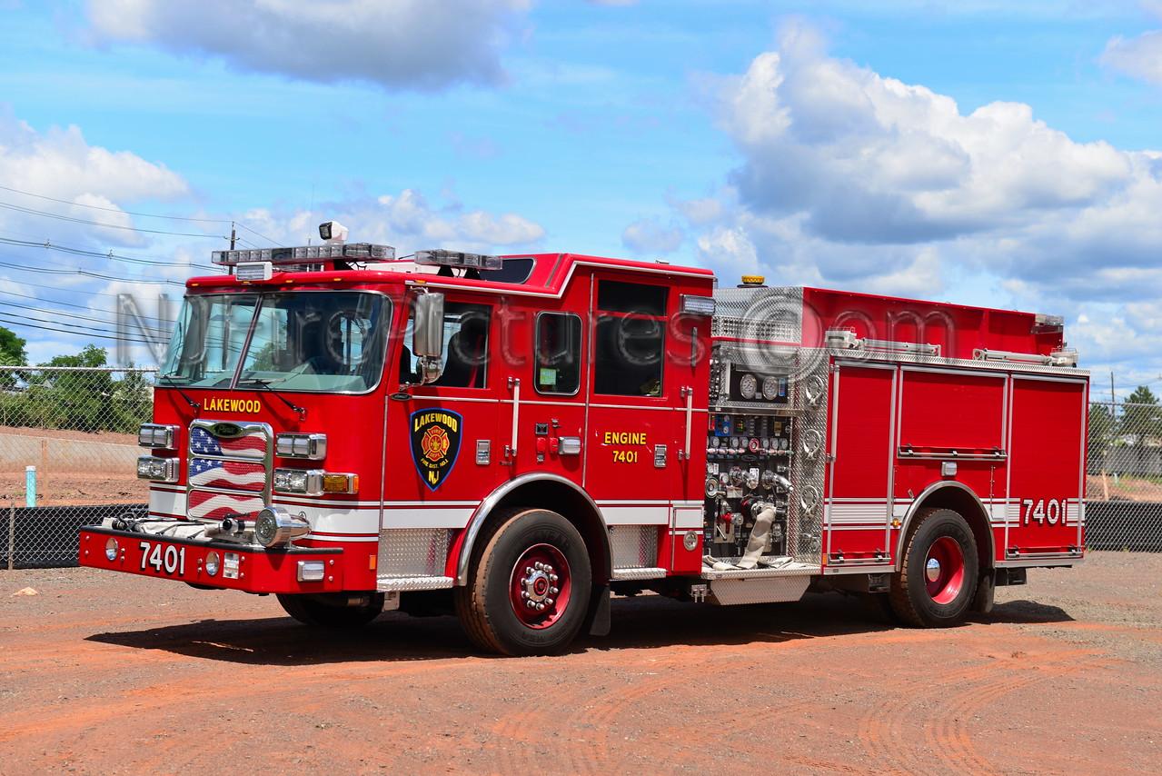 LAKEWOOD, NJ ENGINE 7401