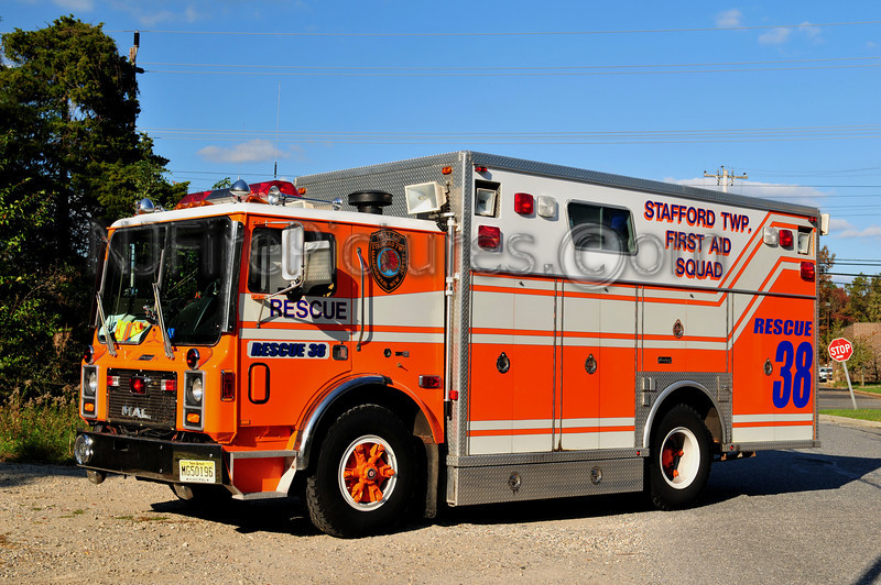 STAFFORD, NJ RESCUE 38