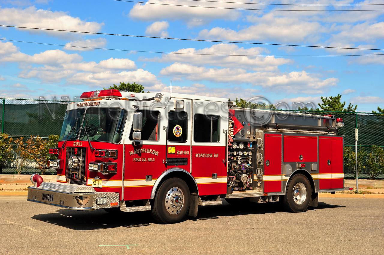 MANTOLOKING, NJ ENGINE 3501