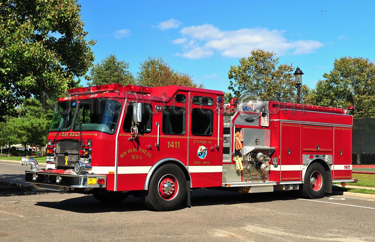 BAY HEAD, NJ ENGINE 1411