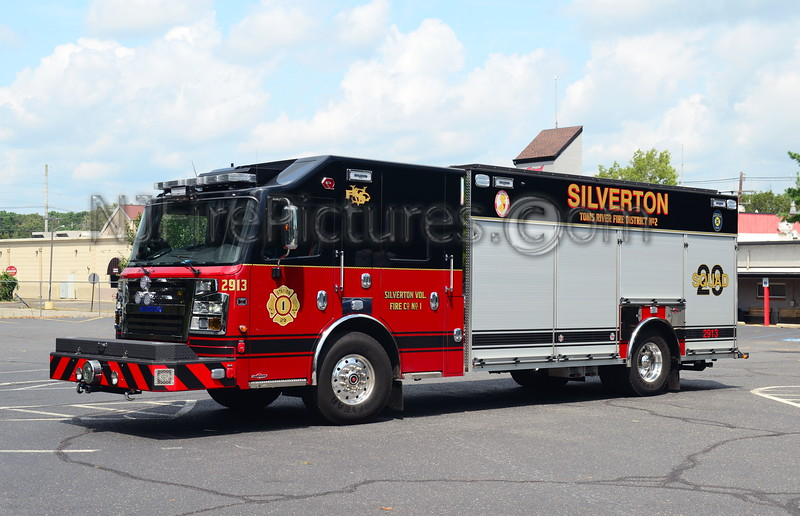 TOMS RIVER, NJ SILVERTON FIRE CO. SQUAD 2913