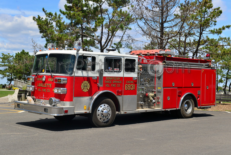 LAVALETTE, NJ ENGINE 6931
