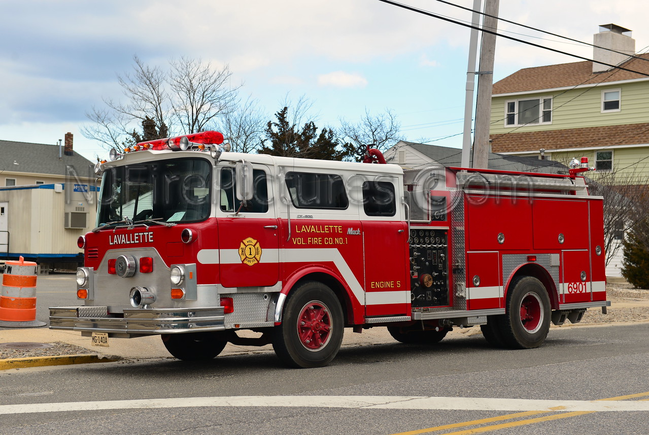 LAVALLETTE, NJ ENGINE 6901