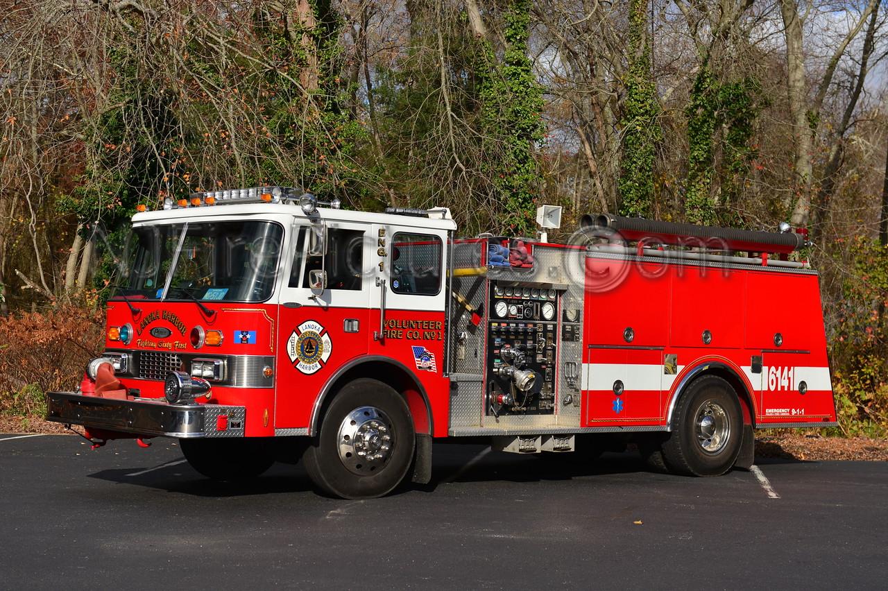 LANOKA HARBOR, NJ ENGINE 6141