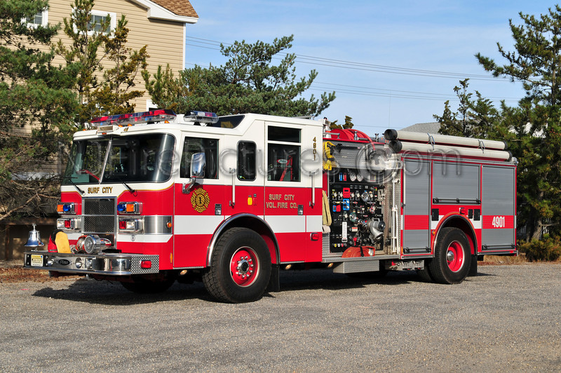 SURF CITY, NJ ENGINE 4901