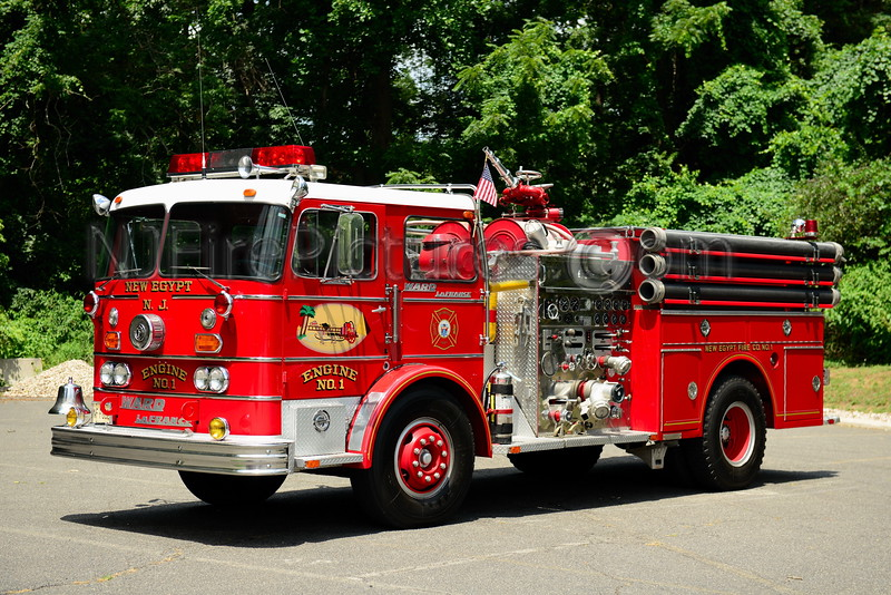 PLUMSTED TWP, NJ (NEW EGYPT) ENGINE 1