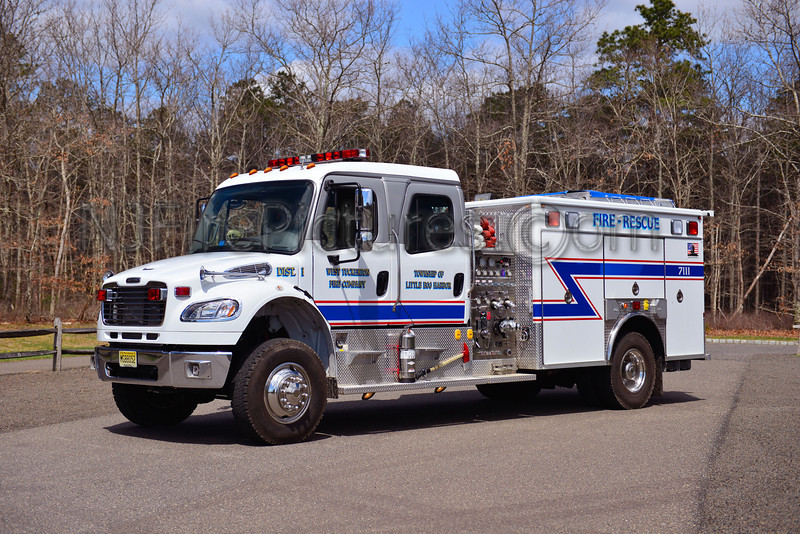 LITTLE EGG HARBOR, NJ (WEST TUCKERTON) ENGINE 7111