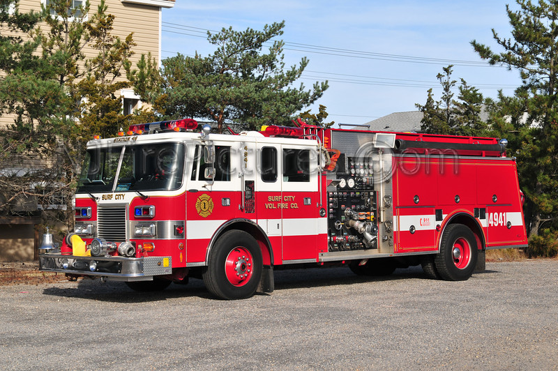 SURF CITY, NJ ENGINE 4941