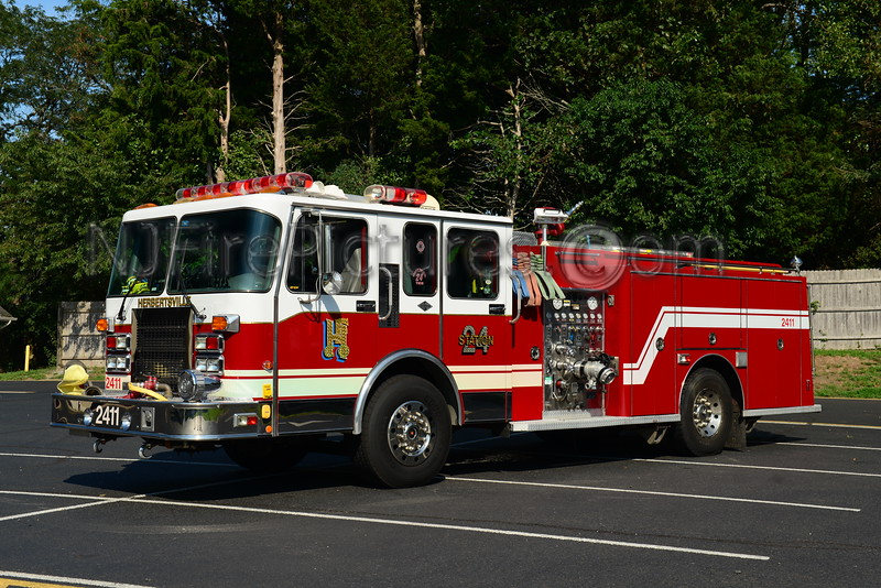 BRICK TWP, NJ HERBERTSVILLE FIRE CO. ENGINE 2411