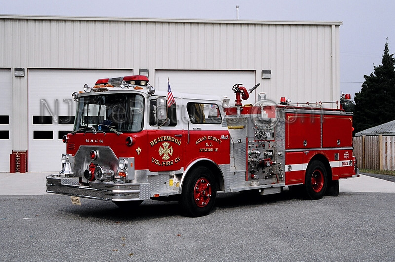BEACHWOOD, NJ ENGINE 1621