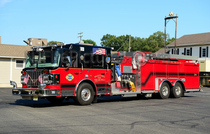 WARETOWN, NJ TANKER 3641