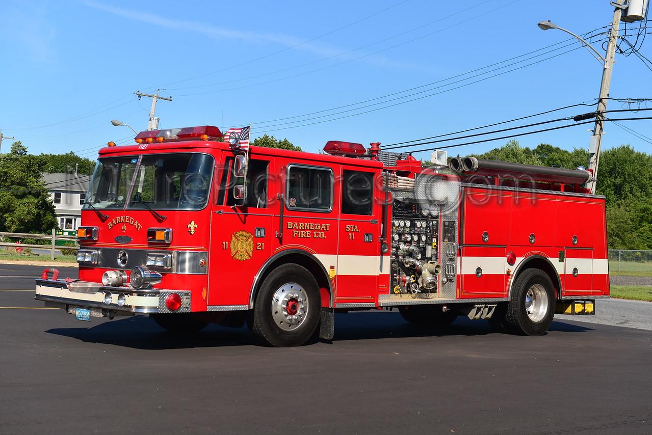BARNEGAT, NJ ENGINE 1121