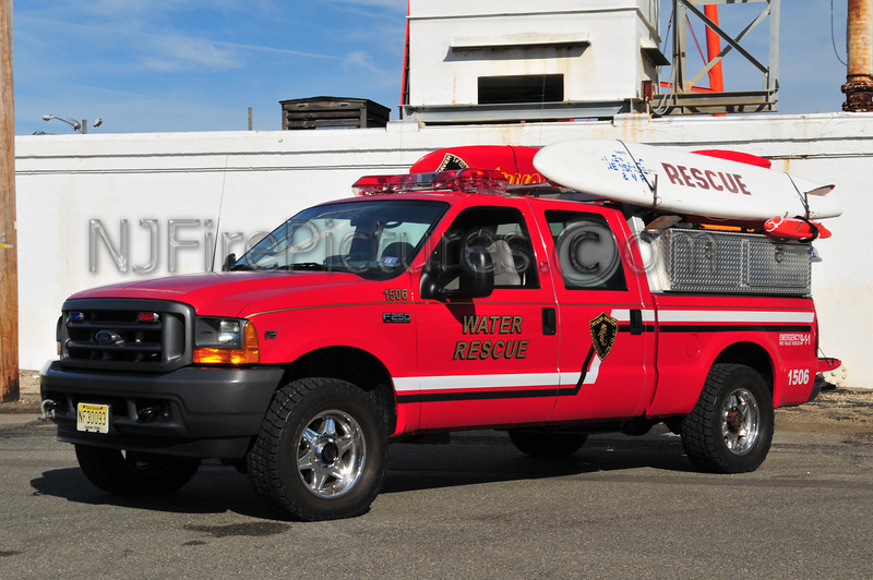 BEACH HAVEN, NJ WATER RESCUE 1506