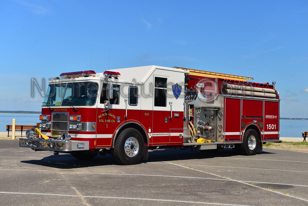 BEACH HAVEN, NJ ENGINE 1501