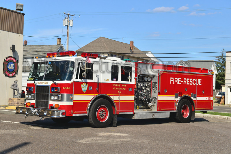 SEASIDE PARK, NJ ENGINE 4541