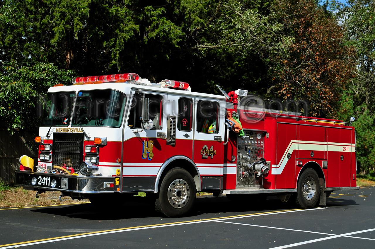 BRICK TWP, NJ HERBERTSVILLE ENGINE 2411