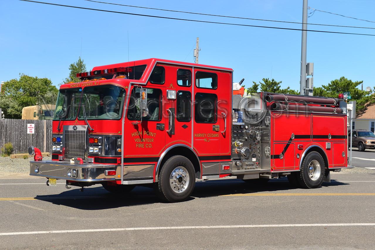 HARVEY CEDARS, NJ ENGINE 5101