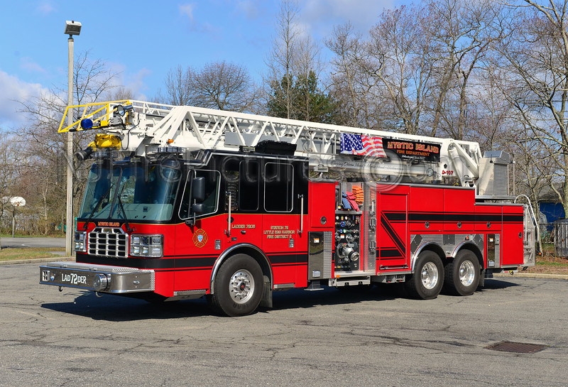 LITTLE EGG HARBOR, NJ MYSTIC ISLAND LADDER 7205