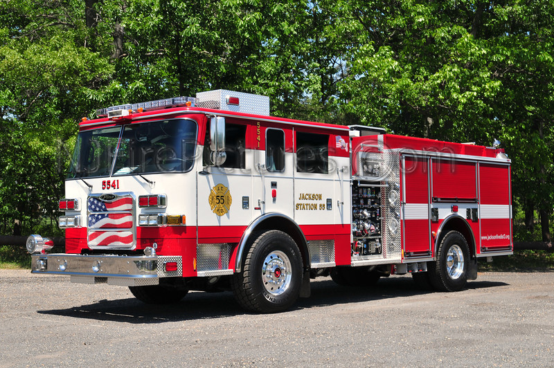 JACKSON TWP, NJ ENGINE 5541