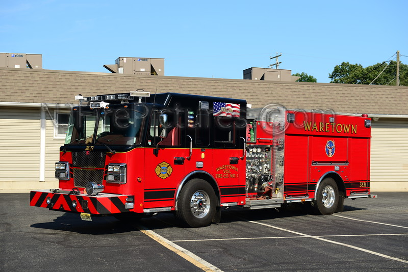 WARETOWN, NJ RESCUE-ENGINE 3631