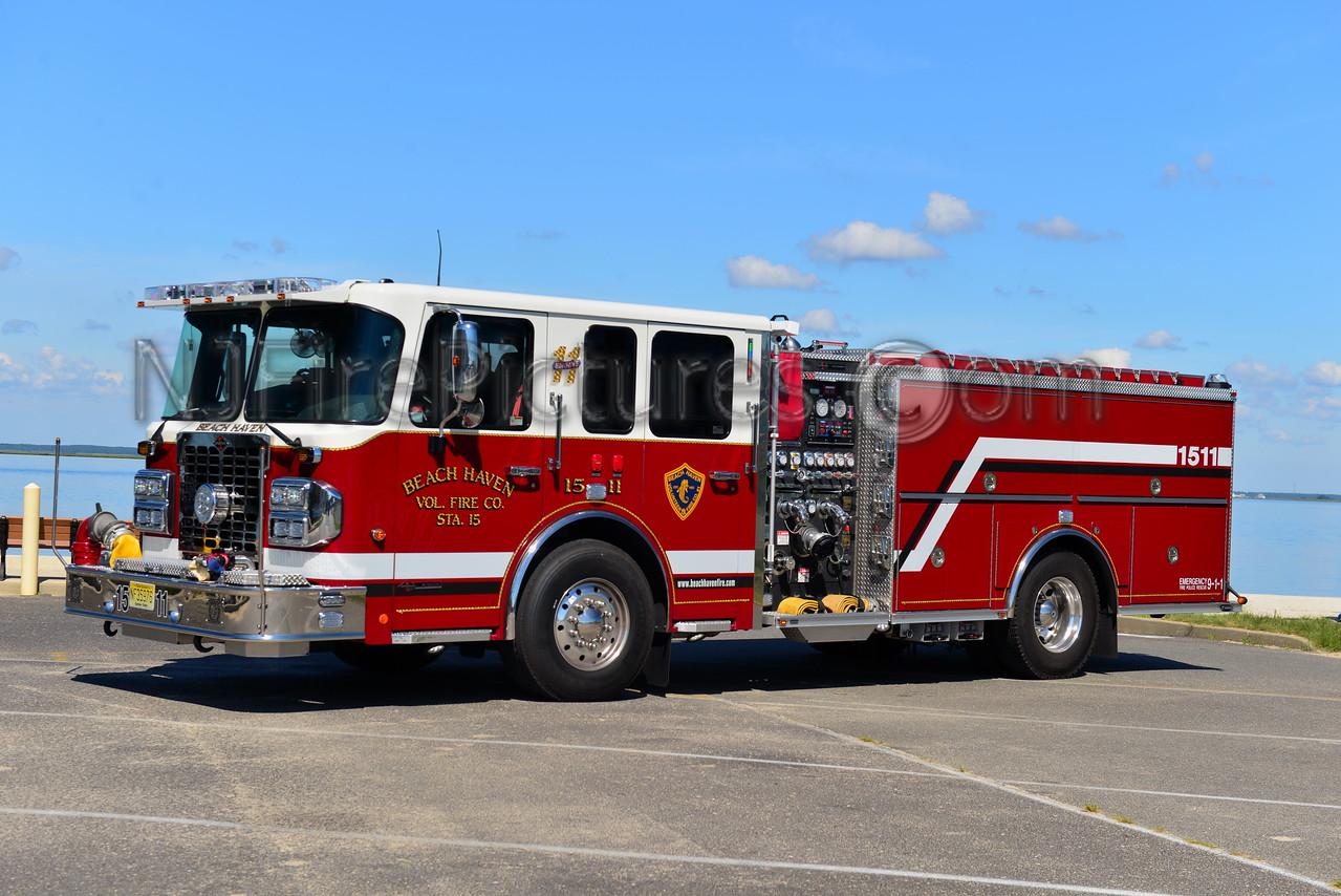 BEACH HAVEN, NJ ENGINE 1511