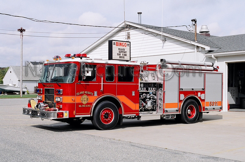 ISLAND HEIGHTS, NJ ENGINE 5311