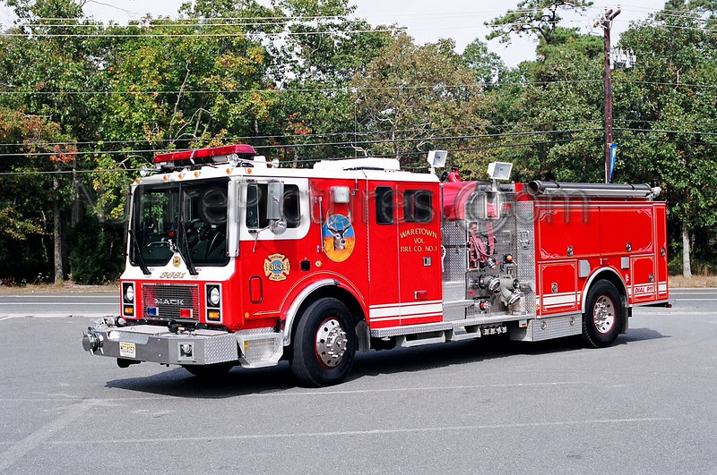 WARETOWN, NJ ENGINE 3611