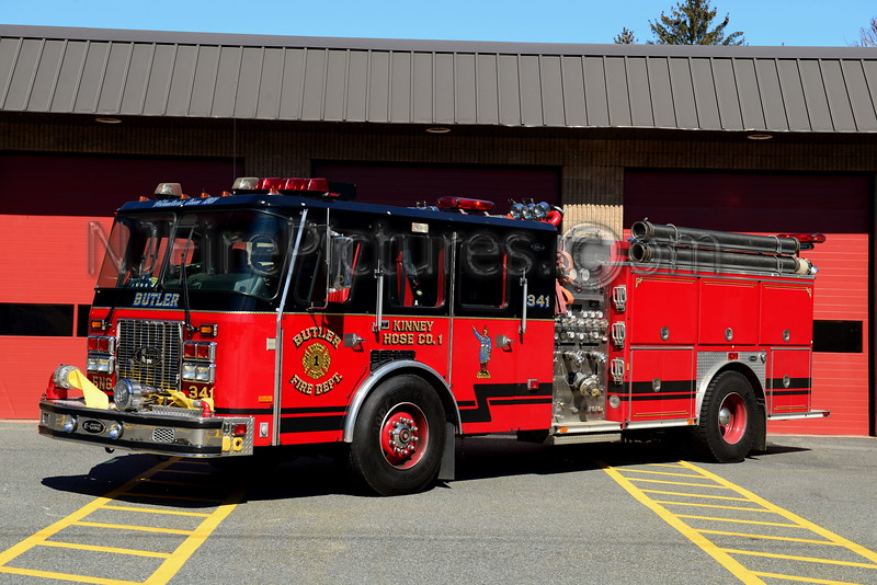 BUTLER, NJ ENGINE 341