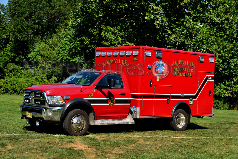 DENVILLE, NJ AMBULANCE 228