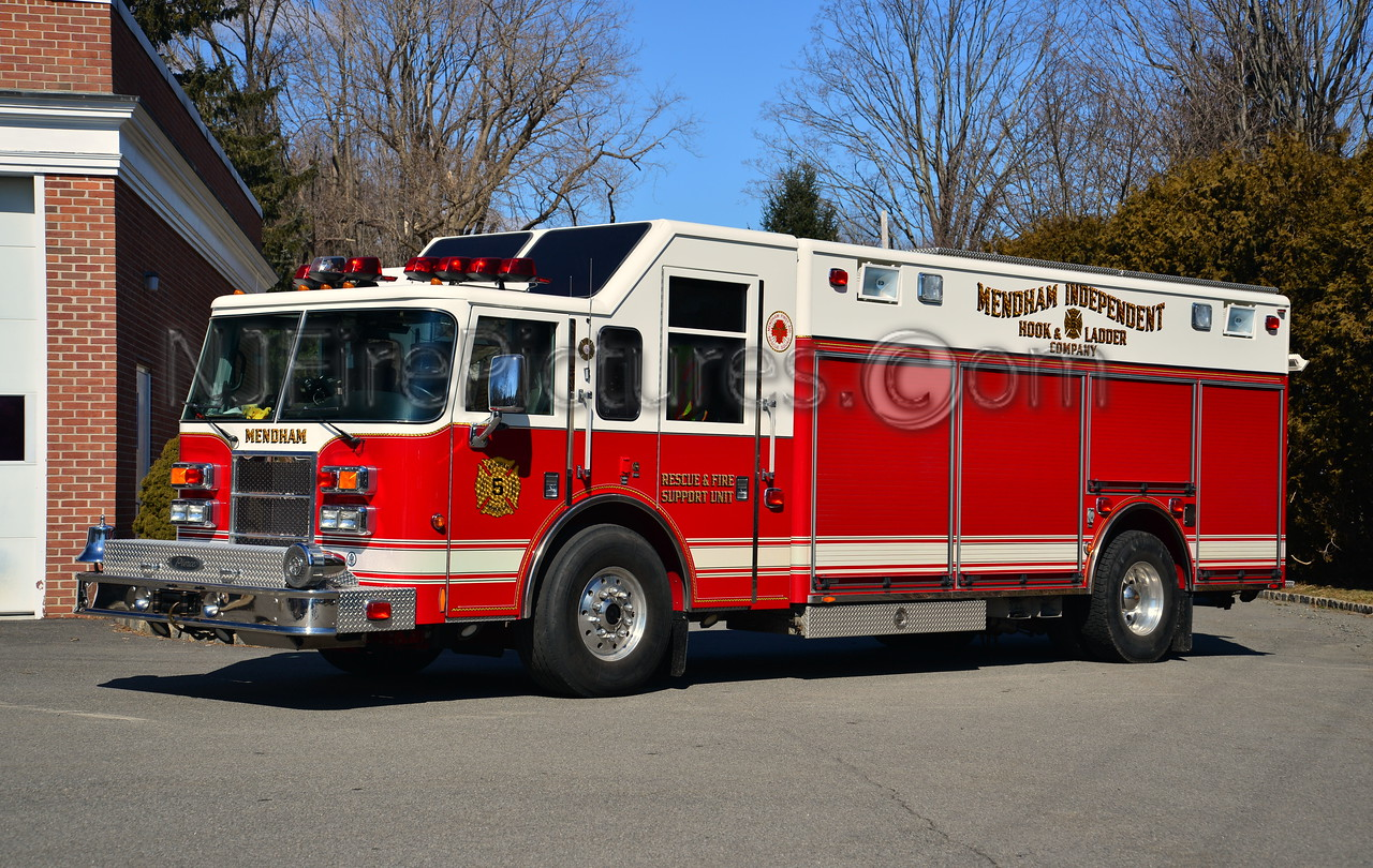 MENDHAM BOROUGH, NJ RESCUE 5