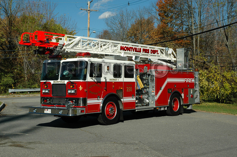 MONTVILLE, NJ LADDER 350