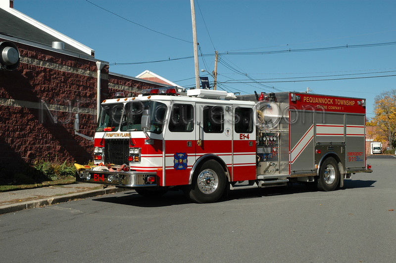 PEQUANNOCK, NJ ENGINE 1-4