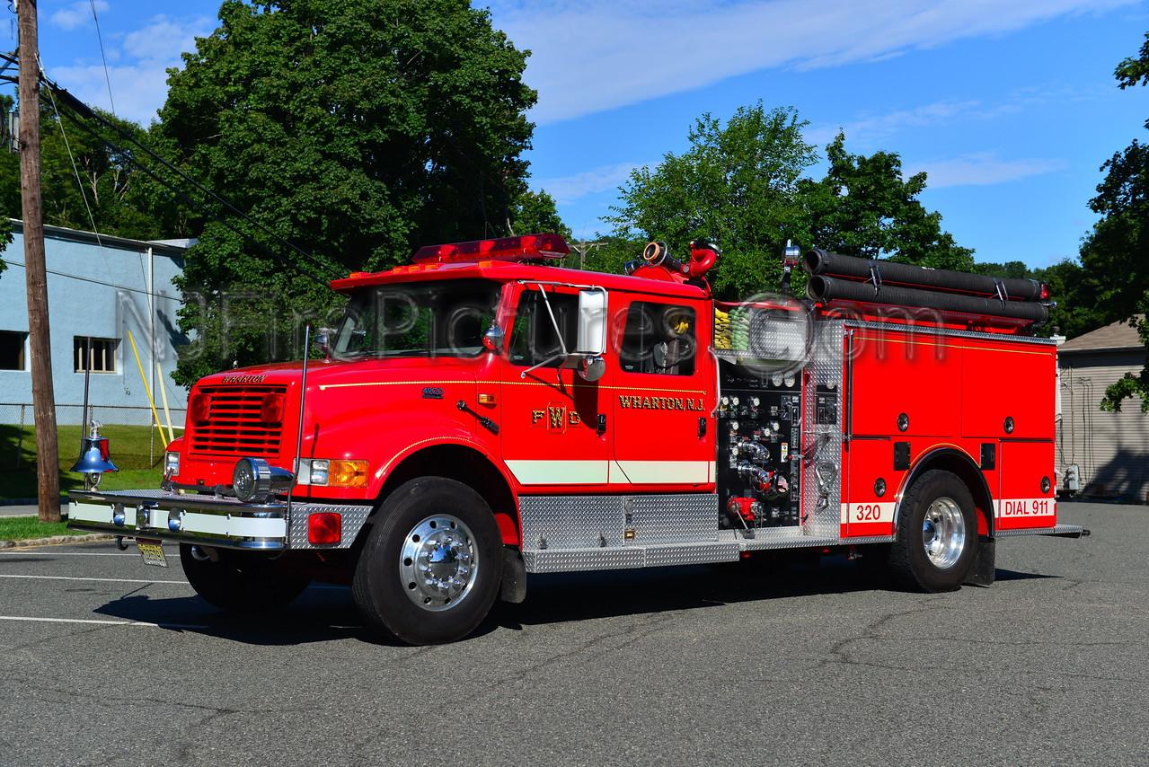 WHARTON, NJ ENGINE 320