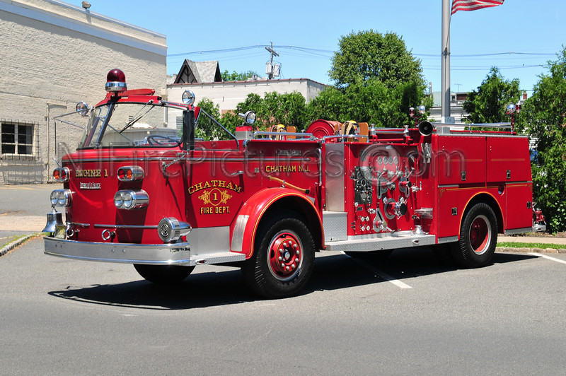 CHATHAM BOROUGH, NJ ENGINE 1
