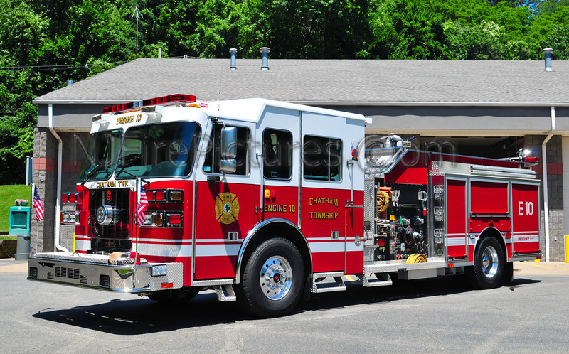 CHATHAM TWP, NJ ENGINE 10