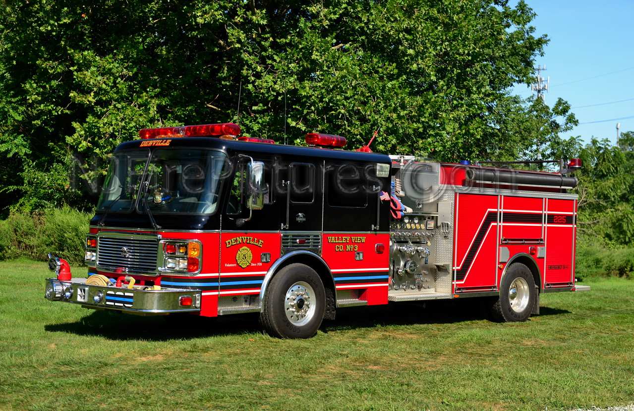 DENVILLE, NJ ENGINE 225