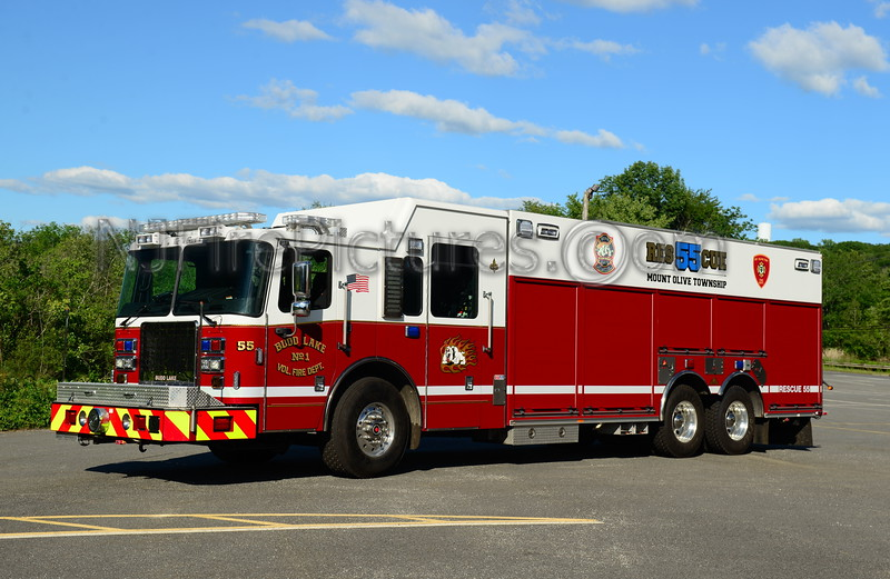 BUDD LAKE, NJ RESCUE 55