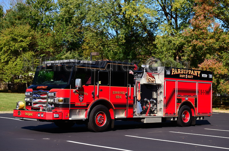 PARSIPPANY, NJ ENGINE 654