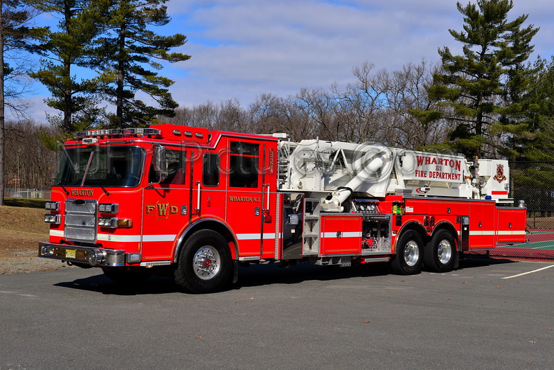 WHARTON, NJ TRUCK 321