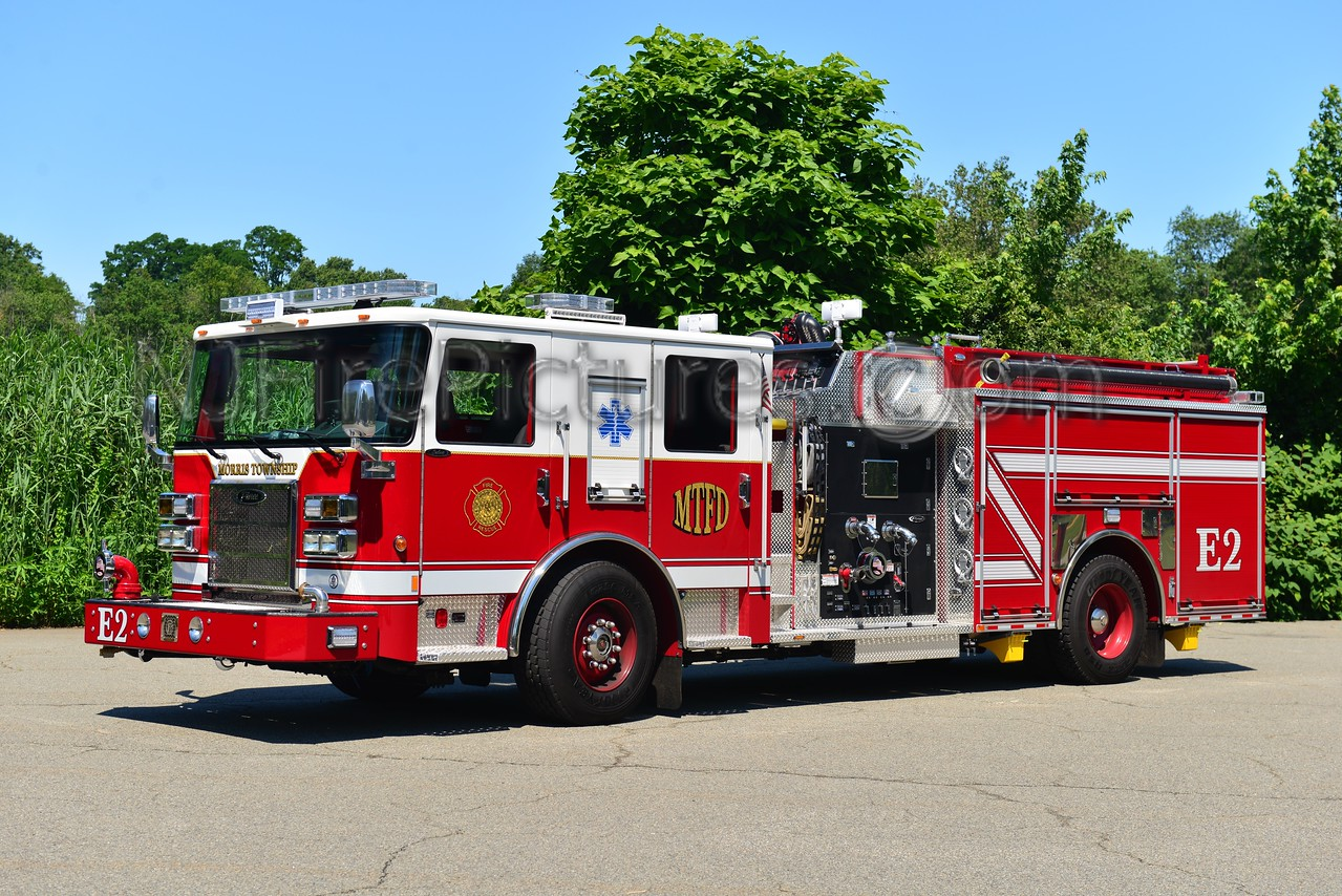 MORRIS TOWNSHIP, NJ ENGINE 2