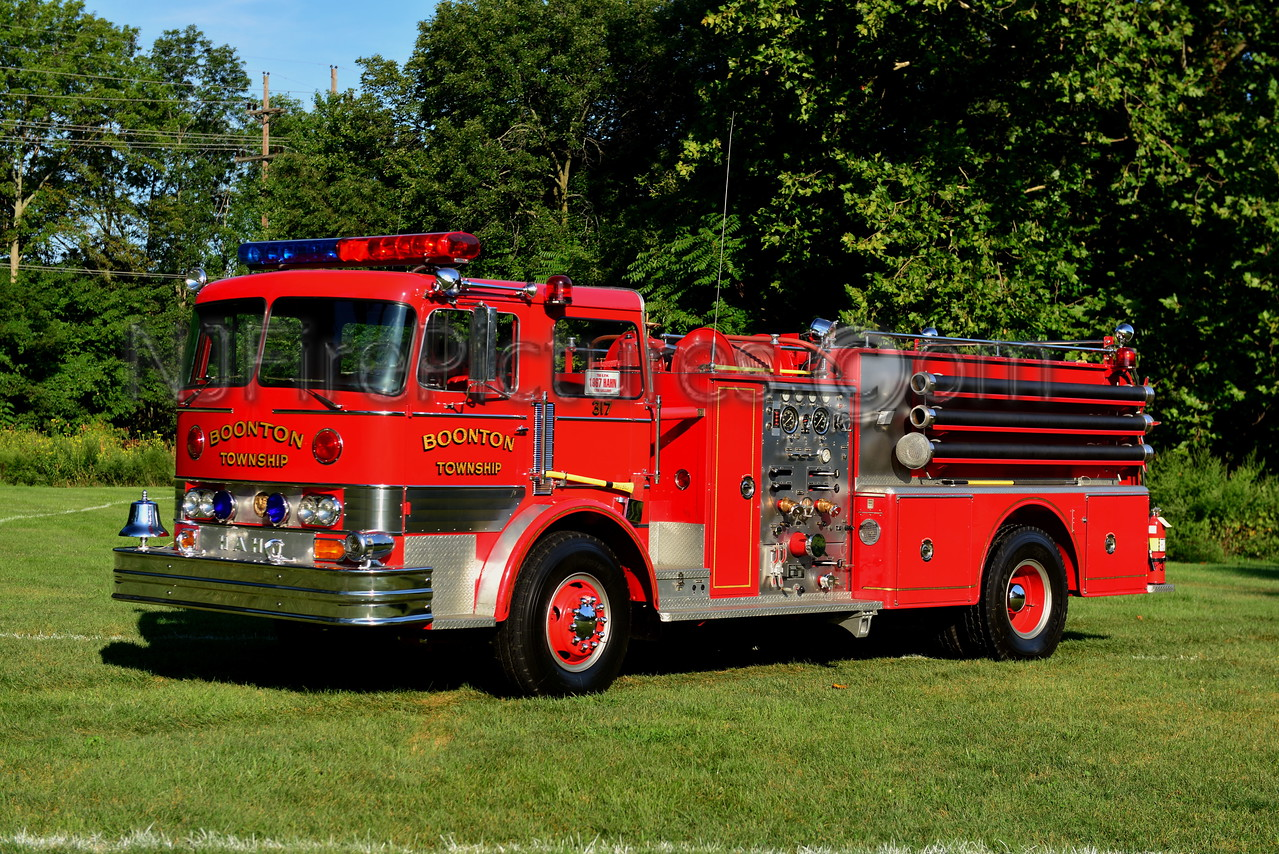 BOONTON TOWNSHIP, NJ ENGINE 317