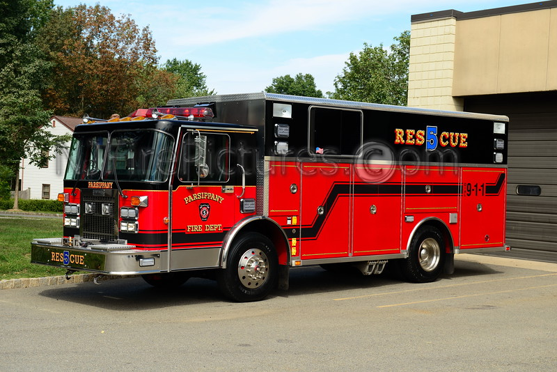 PARSIPPANY, NJ RESCUE 5