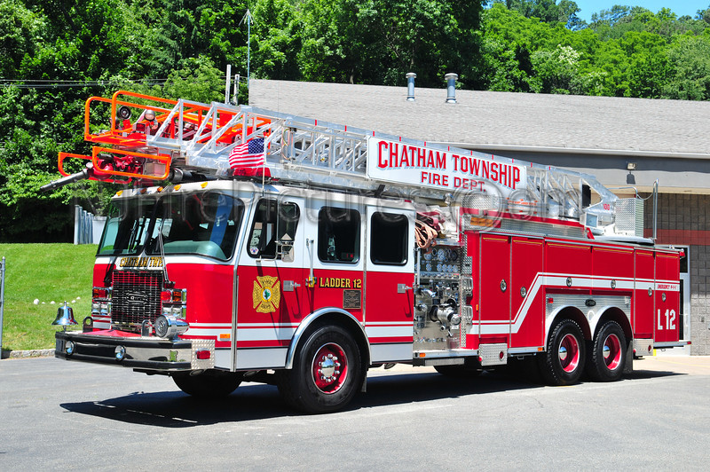 CHATHAM TWP, NJ LADDER 12