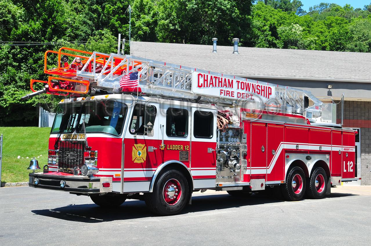 CHATHAM TWP, NJ LADDER 12