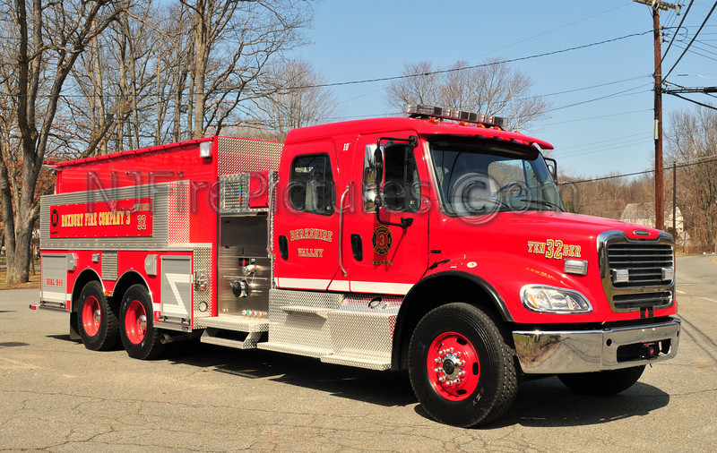 ROXBURY, NJ (BERKSHIRE VALLEY) TENDER 32