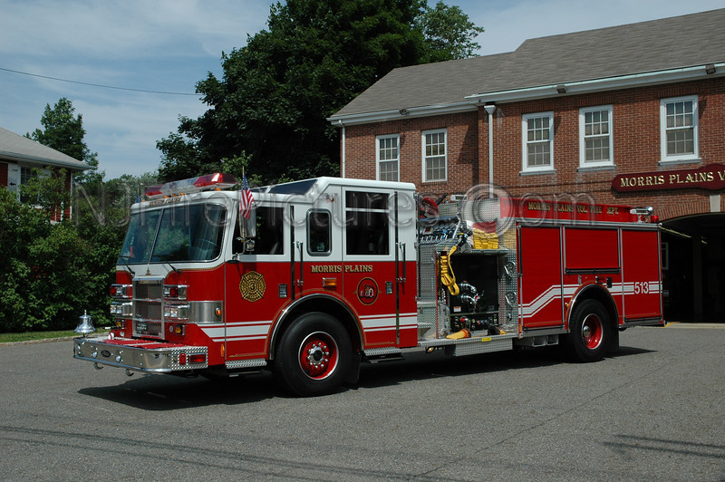 MORRIS PLAINS, NJ ENGINE 513