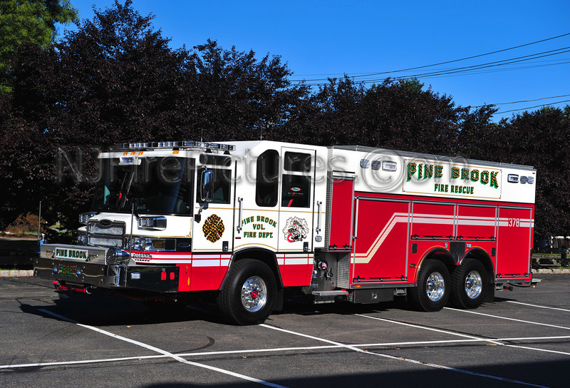PINE BROOK, NJ RESCUE 378