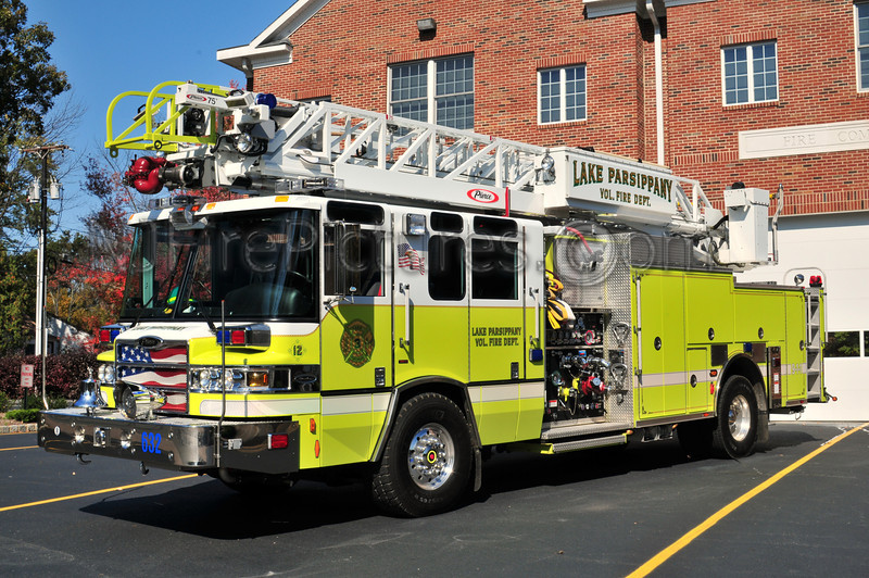 PARSIPPANY, NJ LADDER 632 (LAKE PARSIPPANY)