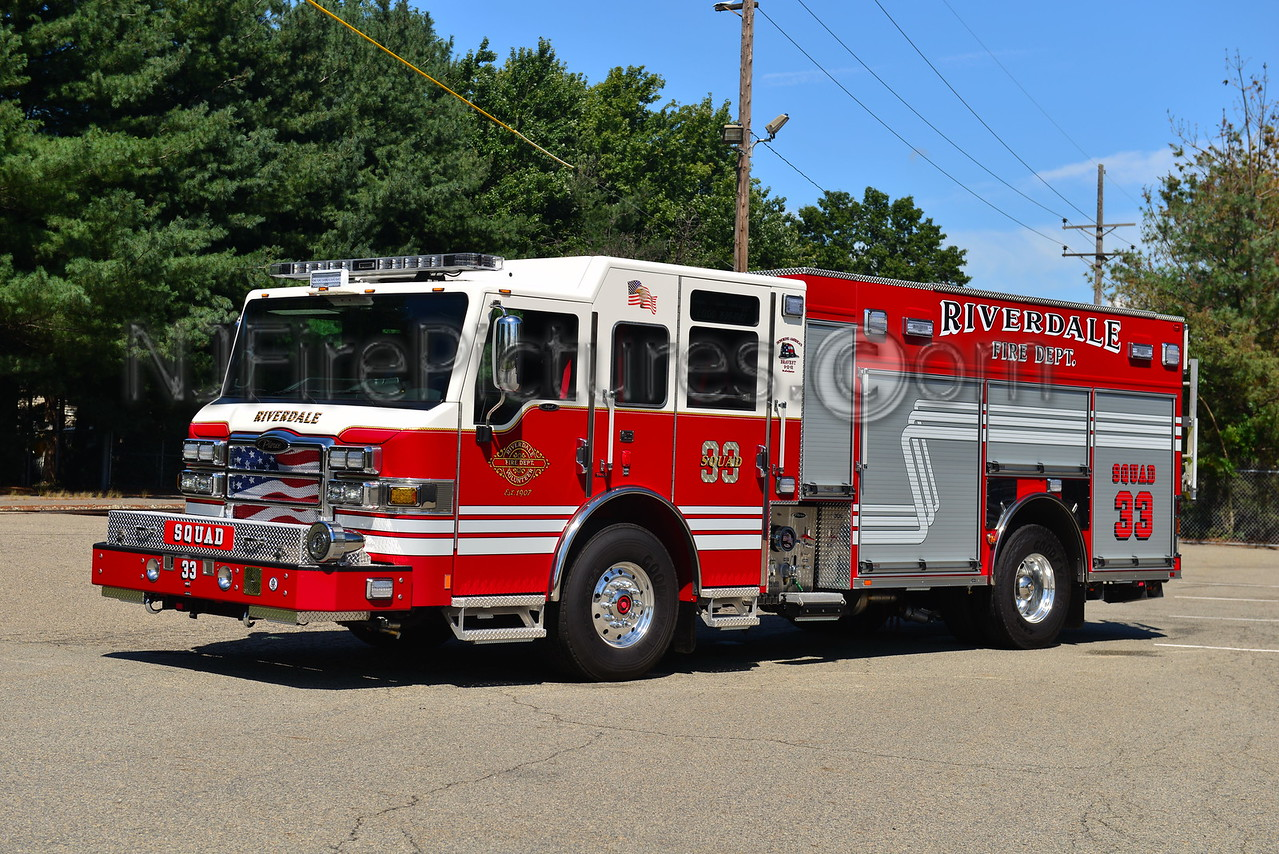 RIVERDALE, NJ SQUAD 33