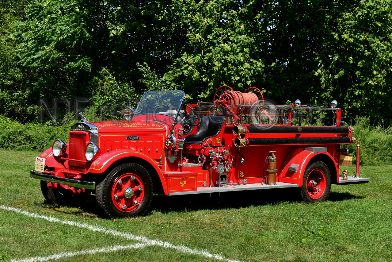 MENDHAM TWP, NJ BROOKSIDE FIRE CO. ENGINE 1